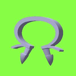 Clip Omega - Omega Clips