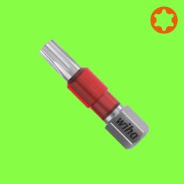 Embouts MaxxTor de 29 TORX forme C 6,3