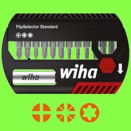 FlipSelector Standard Mélangé, 13 pièces