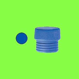 Embout Rond Bleu pour Massette Safety