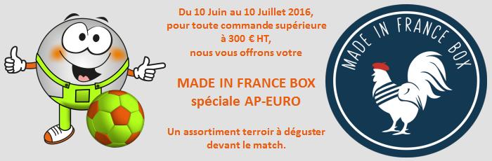 Offre Cergy pour l'EURO 2016