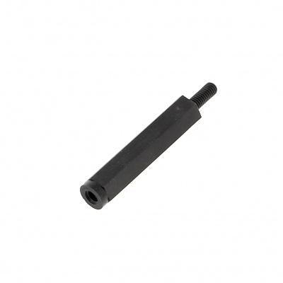 Nylon PA6.6 Noir